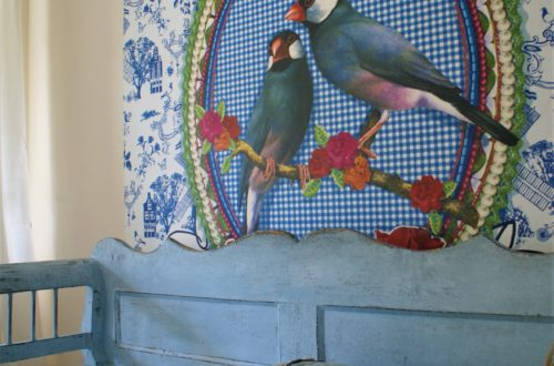 Love Birds - Studio PIP - Gîte Pic de Paloumère